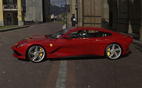 Those with keen eyes will note the grille looks a wider, like its trying to eat a. Ferrari GTC4 Grand Lusso: ecco come potrebbe essere la quattro porte di Maranello - ClubAlfa.it