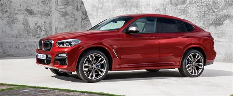 2019 Bmw X4 First Look Review Your X3 Coupe Has Arrived