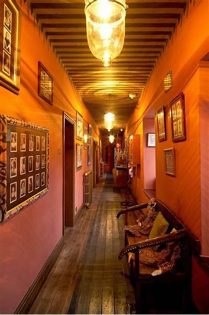 Inside Hall Second Trevor Floor