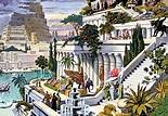 Hanging Gardens of Babylon - Wikipedia