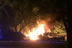 Firefighters douse shed fire threatening nearby homes – St ...