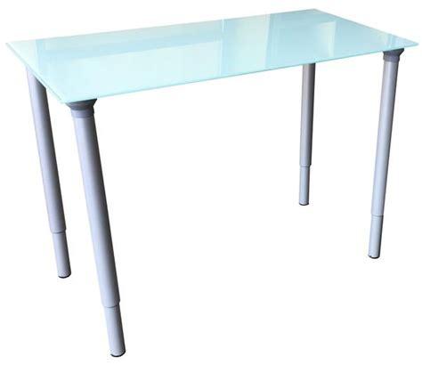 Ikea Tisch Kleinanzeigen ikea tisch glasholm mit verstellbaren beinen in bruckberg