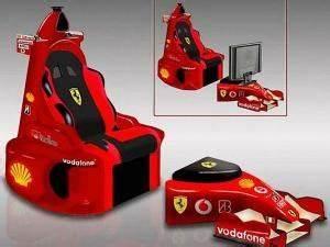 Jeu De Ferrari : fauteuil de jeu ferrari par yeca ~ Maxctalentgroup.com Avis de Voitures
