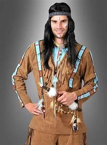 Indianer Damen Kostüm : kost m indianer f r herren bei kost ~ Frokenaadalensverden.com Haus und Dekorationen