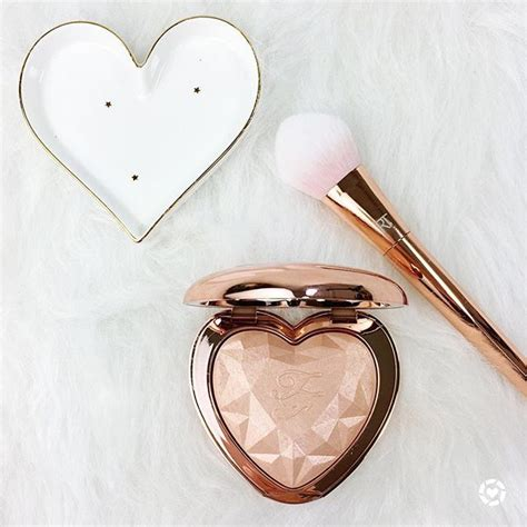 too faced ray of 25 best ideas about too faced highlighter on pinterest