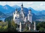 Neuschwanstein Castle, Hill Castle in Schwangau, Germany ...