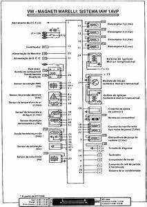 Wiring Diagram Volkswagen Gol