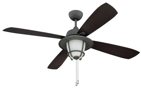 56 quot ceiling fan with blades and light kit mr56agv4c1 elite fixtures