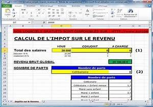 Calcul Des Frais Reel Impot : t l charger calcul simplifi de l 39 impot sur le revenu pour ~ Premium-room.com Idées de Décoration