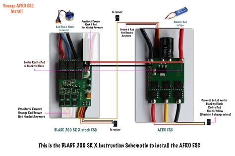 Amazing Blade Sr 2 1 Esc Wiring Diagram Wiring Digital Resources Indicompassionincorg