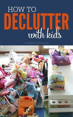 4 Tips For Decluttering Kids Toys And Trinkets Without
