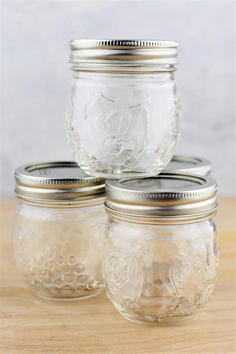 mason jars oz regular mouth jam jar elite collection