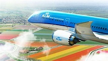 #KLM Royal Dutch #Airlines is the flag carrier of the # ...