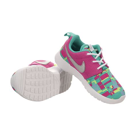 nike roshe run print toddler 27 99 sneakerhead 956 | nike roshe run print toddler preschool 677785601 3