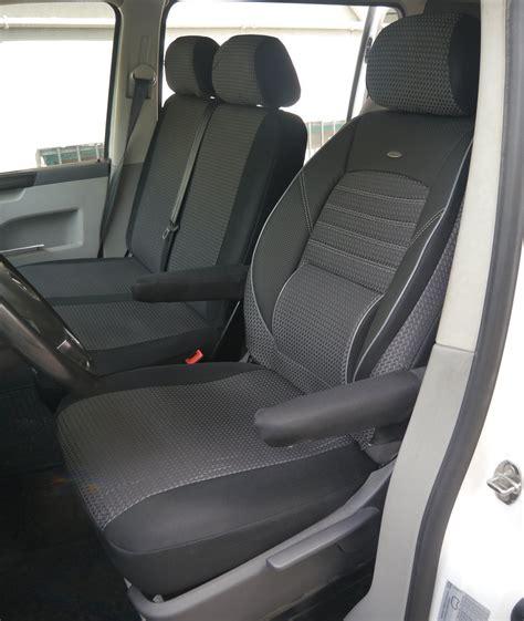 siege conducteur housses de siège vw t5 transporter pour siège conducteur
