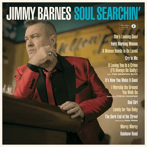 When A A Jimmy Barnes by Jimmy Barnes