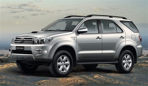 CAR REVIEWS: Toyota Fortuner 2013 Model