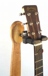 Mid Century Modern Lighting Handmade Custom Wood Guitar Stand By Reed 39 S Woodshop