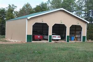 40x40 garage plans pictures to pin on pinterest pinsdaddy With 40x40 garage kit
