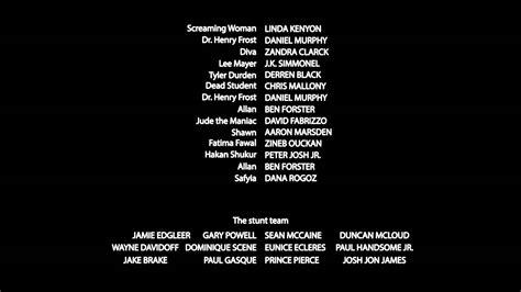 the templat movie credits template beautiful template design ideas