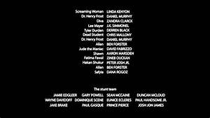 amazing movie credits format template contemporary With movie poster credits template free