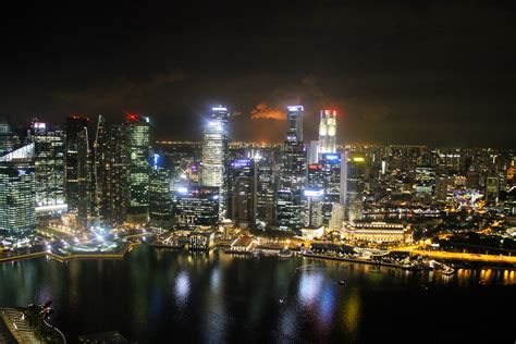Review Marina Bay Sands Hotel Landmark Singapore