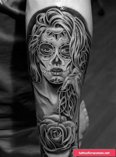 la catrina tattoo meaning whats   trend