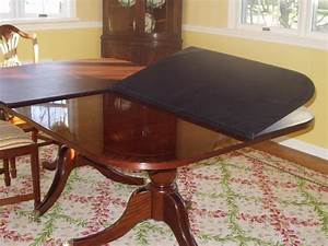 plan ahead dining room table pads are the perfect gift see With table pads for dining room tables