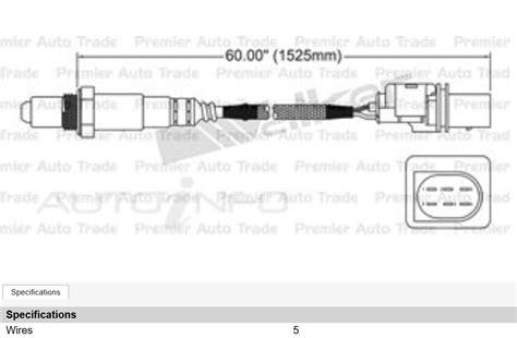 Bmw Pre Cat Oxygen Sensor Ltr