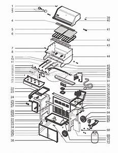 Weber 5220001 Parts List And Diagram   Ereplacementparts Com