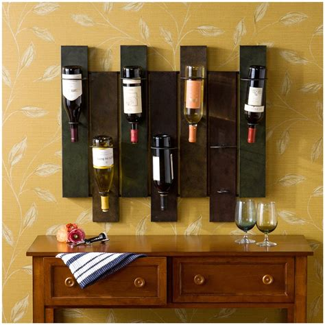 wine kitchen navarra wall mount wine rack 579117 kitchen dining at