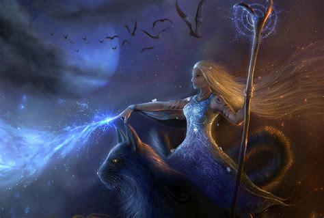 imagenes de brujas bonitas bellas  hermosas