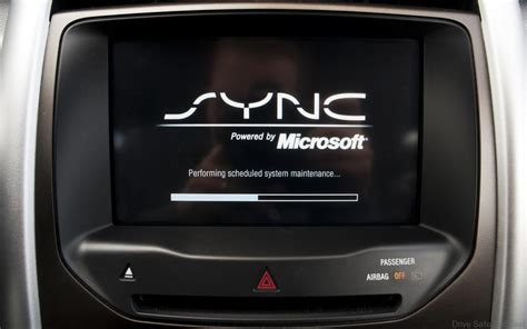 Ford Reveals Sync Connect Phone-to-car Link