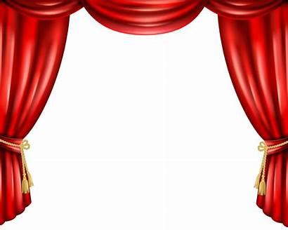 Curtain Transparent Clip Clipart Curtains Yopriceville Decorative