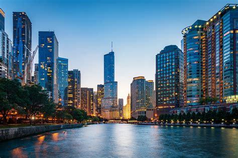 chicago river  flows  conde nast