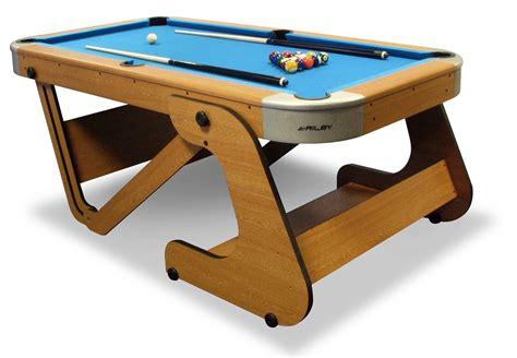 folding pool table 7ft riley folding pool table rpt 6f liberty games