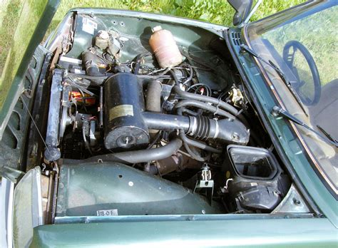 renault 5 engine renault 5tx as found
