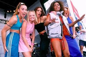 20 Spice Girls Outfits We Nearly Forgot... | Look