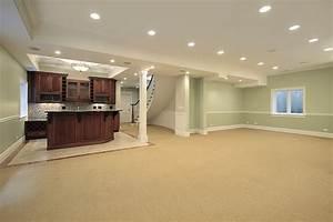 Basement Finishing - RK Home Improvement