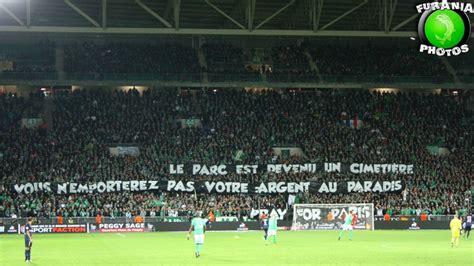 Supporters : Les ultras des Verts se justifient sur leurs ...