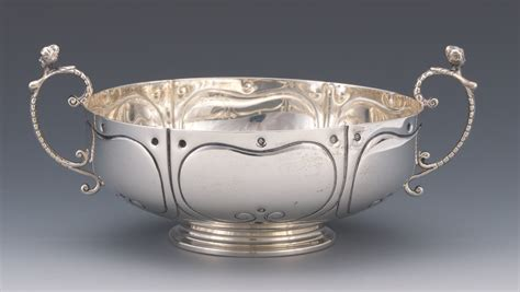 mid century modern furniture stores a sterling silver bowl reproduction of a simeon soumain