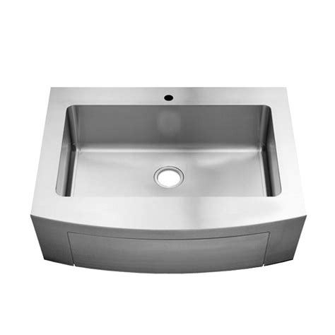classic kitchen sink julien classic collection farmhouse sink with single bowl 2228