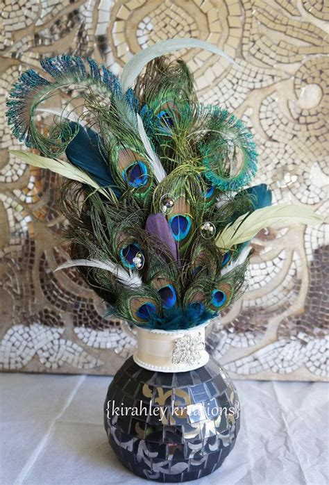 buy sweet 16 centerpiece peacock 17 best images about masquarde wedding on