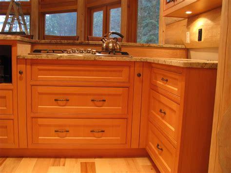 douglas fir kitchen cabinets vertical grain douglas fir customizable modular cabinets 6941