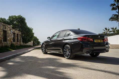Gibraltar To London In The New Bmw 5 Series  Mr Goodlife
