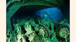 Diez Joyas Sumergidas En El Fondo Del Mar