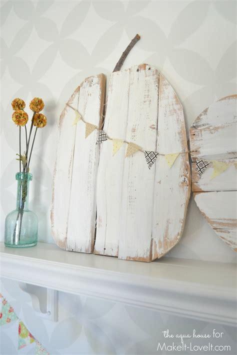 diy farmhouse style pumpkin ideas  vintage nest