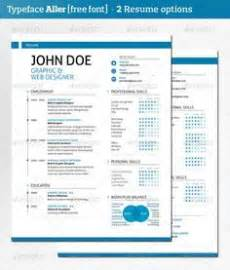 resume modern fonts for logos 1000 images about professional and creative resume templates in microsoft word on pinterest