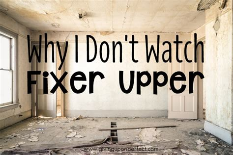 why i don 39 t watch fixer upper mary carver