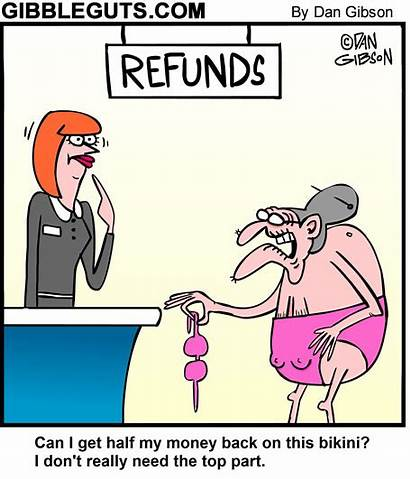 Cartoon Bikini Lady Funny Cartoons Jokes Gibbleguts